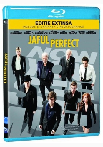 JAFUL PERFECT (2013) / NOW YOU SEE ME - BD