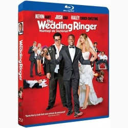 Nuntaşi de închiriat / The Wedding Ringer - BLU-RAY