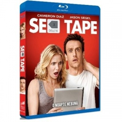 O noapte nebună / Sex Tape - BLU-RAY