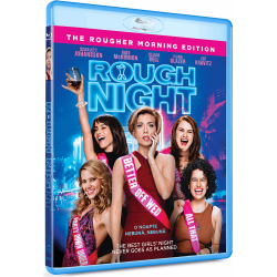 O noapte nebună, nebună / Rough Night - BLU-RAY