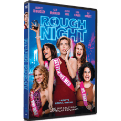O noapte nebună, nebună / Rough Night - DVD