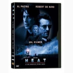 OBSESIA / HEAT - DVD