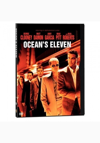 OCEANS 11 O-Ring / OCEANS ELEVEN - O-Ring Movies That Matter - DVD