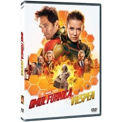 OMUL FURNICĂ ŞI VIESPEA  / ANT-MAN AND THE WASP - DVD