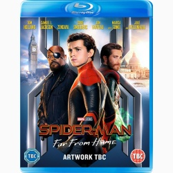 Omul-Paianjen: Departe de casa / Spider-Man: Far from Home - BLU-RAY