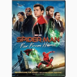 Omul-Paianjen: Departe de casa / Spider-Man: Far from Home - DVD