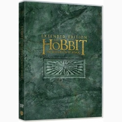 HOBBITUL 2: DEZOLAREA LUI SMAUG Versiunea Extinsă (5disc) / HOBBIT 2, THE- THE DESOLATION OF SMAUG  Extended Edition (5disc) - DVD