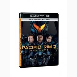 Pacific Rim 2: Revolta 4K (Blu Ray Disc) / Pacific Rim: Uprising