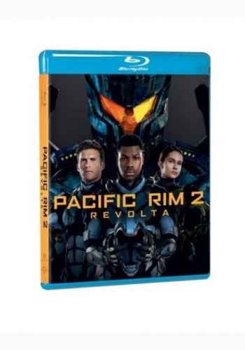 Pacific Rim 2: Revolta (Blu Ray Disc) / Pacific Rim: Uprising