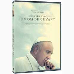PAPA FRANCISC: UN OM DE CUVÂNT / POPE FRANCIS: A MAN OF HIS WORD - DVD