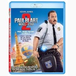 Paul, mare poliţist la Mall 2 / Paul Blart: Mall Cop 2 - BLU-RAY