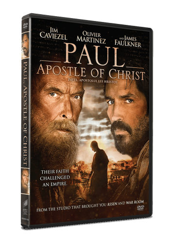 Pavel, Apostolul lui Hristos / Paul, Apostle of Christ - DVD