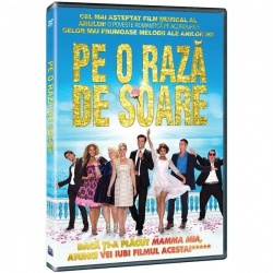 PE O RAZĂ DE SOARE / WALKING ON SUNSHINE - DVD