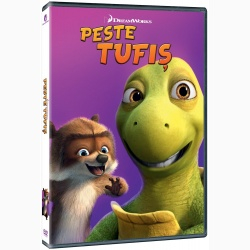 PESTE TUFIŞ / OVER THE HEDGE - DVD