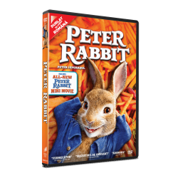 Peter Iepuraşul / Peter Rabbit - DVD