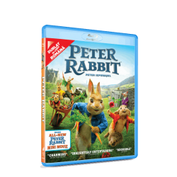 Peter Iepuraşul / Peter Rabbit - BLU-RAY