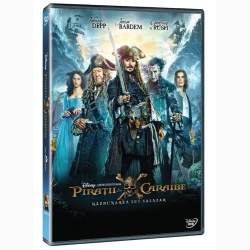 PIRAŢII DIN CARAIBE 5: RĂZBUNAREA LUI SALAZAR / PIRATES OF THE CARRIBEAN 5: DEAD MEN DON'T TELL TALES - DVD