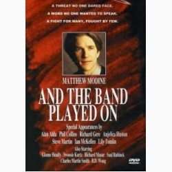 PLAGA / AND THE BAND PLAYED ON - DVD