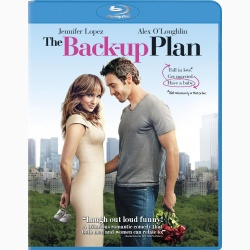 Plan de rezervă / The Back-up Plan - BLU-RAY