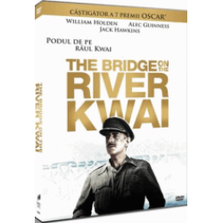 Podul de pe râul Kwai / The Bridge on the River Kwai - DVD