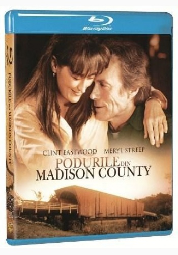 PODURILE DIN MADISON COUNTY / BRIDGES OF MADISON COUNTY - BD