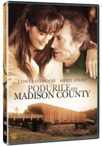 PODURILE DIN MADISON COUNTY / BRIDGES OF MADISON COUNTY - DVD