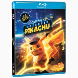 Pokemon Detectiv Pikachu / Pokemon Detective Pikachu - BluRay