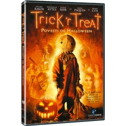POVEŞTI DE HALLOWEEN / TRICK'R TREAT - DVD