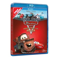 POVESTIRILE LUI BUCŞĂ / CARS TOONS COLLECTION: MATER'S TALL TALE - BD
