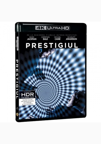 Prestigiul 4K UHD (Blu Ray Disc) / The Prestige