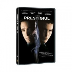 PRESTIGIUL / PRESTIGE, THE - DVD