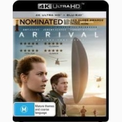 Primul Contact / Arrival - BD 2 discuri (4K Ultra HD + Blu-ray)