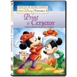 COLECŢIE DISNEY: PRINŢ ŞI CERŞETOR Vol. 3 / DISNEY COLLECTION: PRINCE & THE PAUPER Vol. 3 - DVD