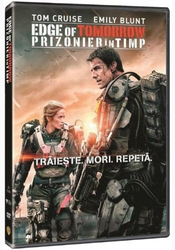 PROZONIER ÎN TIMP / EDGE OF TOMORROW - DVD