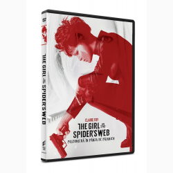 Prizoniera in panza de paianjen / The Girl in the Spider's Web - DVD