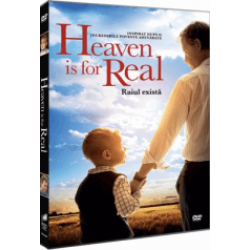 Raiul există / Heaven is for Real - DVD
