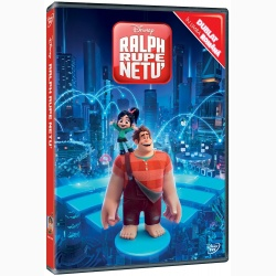 Ralph rupe netu / Ralph breaks the internet