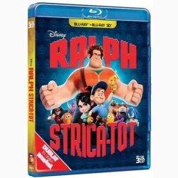 RALPH STRICA TOT / WRECK IT RALPH 3D - 3D