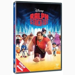 RALPH STRICA TOT / WRECK IT RALPH - DVD