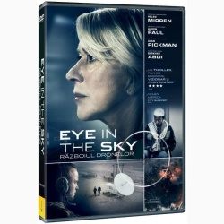 RĂZBOIUL DRONELOR / EYE IN THE SKY - DVD
