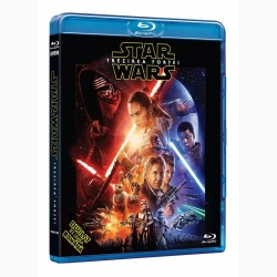 STAR WARS VII - TREZIREA FORŢEI / STAR WARS: EPISODE VII - THE FORCE AWAKENS - BD