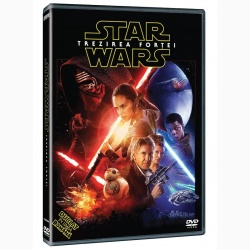 STAR WARS VII - TREZIREA FORŢEI / STAR WARS: EPISODE VII - THE FORCE AWAKENS - DVD