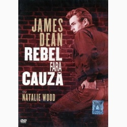 REBEL FĂRĂ CAUZĂ / REBEL WITHOUT A CAUSE - DVD