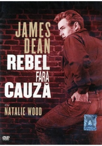 REBEL FĂRĂ CAUZĂ / REBEL WITHOUT CAUSE  Special Edition - DVD