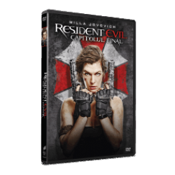 Resident Evil: Capitolul Final / Resident Evil: The Final Chapter - DVD