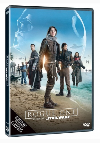 ROGUE ONE: O POVESTE STAR WARS / ROGUE ONE - DVD