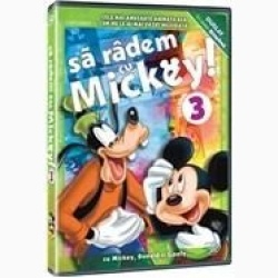 SĂ RÂDEM CU MICKEY Vol. 3 / MICKEYS HAVE A LAUGH Vol.3 - DVD