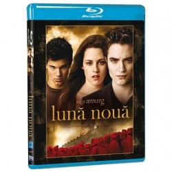 SAGA AMURG 2-LUNĂ NOUĂ / TWILIGHT SAGA, THE:  NEW MOON - BD