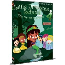 Scoala Micilor Prinţese 4 / Little Princess School 4: The Mermaid Student - DVD