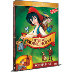 Scufiţa Rosie / Little Red Riding Hood - DVD